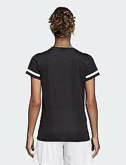 adidas Performance - Team 19 Jersey W - football shirts - black - 3