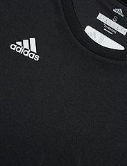 adidas Performance - Team 19 Jersey W - football shirts - black - 4