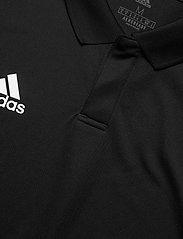 adidas Performance - Team 19 Polo Shirt - kortærmede - black/white - 2