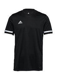 Team 19 Short Sleeve Jersey - BLACK/WHITE