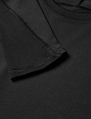adidas Performance - ASK SPR LS 3S - langarmshirts - black - 4