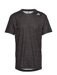 Fl_tec Z Ft Hea T-shirts Short-sleeved Svart ADIDAS