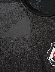 adidas Performance - BJK A JSY - football shirts - black - 3