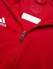 adidas Performance - Team 19 Track Jacket W - sweatshirts - powred/white - 2