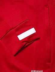 adidas Performance - Team 19 Track Jacket W - sweatshirts - powred/white - 3