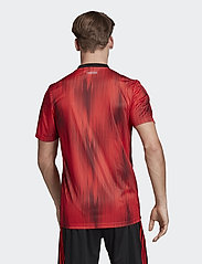adidas Performance - OP A JSY - football shirts - red/black - 4