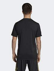 adidas Performance - LAFC JSY H - football shirts - black - 4