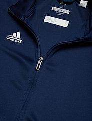 adidas Performance - Team 19 Track Jacket W - sweatshirts - navblu/white - 2