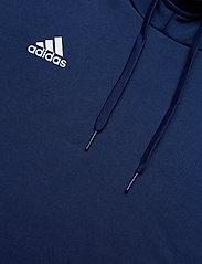 adidas Performance - Team 19 Hoodie W - hættetrøjer - navblu/white - 4