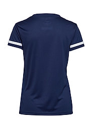 adidas Performance - T19 SS JSY W - voetbalshirts - navy - 2
