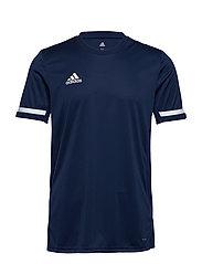 Team 19 Short Sleeve Jersey - NAVBLU/WHITE