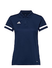 Team 19 Polo Shirt W - NAVBLU/WHITE