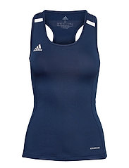 Team 19 Compression Tank Top W - NAVBLU/WHITE