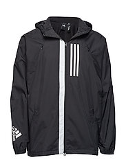 M WND JKT FL - BLACK
