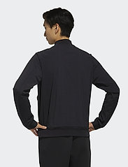 adidas Performance - V BOMBER M - track jackets - black - 3