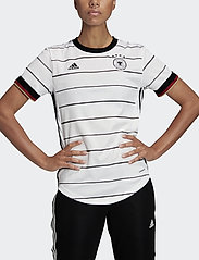 adidas Performance - Germany 2020 Home Jersey W - voetbalshirts - white - 0