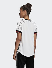 adidas Performance - Germany 2020 Home Jersey W - voetbalshirts - white - 4