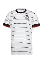 Germany 2020 Home Jersey - WHITE/BLACK