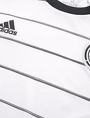 adidas Performance - Germany 2020 Home Jersey - football shirts - white/black - 7