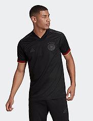 adidas Performance - Germany 2020 Away Jersey - football shirts - black/carbon - 0
