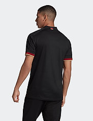adidas Performance - Germany 2020 Away Jersey - football shirts - black/carbon - 3
