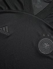 adidas Performance - Germany 2020 Away Jersey - football shirts - black/carbon - 4