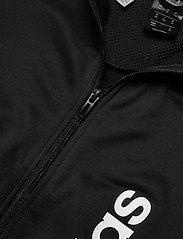 adidas Performance - YB TR 3S FZ - kapuzenpullover - black/white - 2
