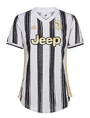 Juventus Women's Home Jersey - WHITE/BLACK