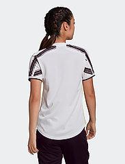 adidas Performance - Juventus Women's Home Jersey - football shirts - white/black - 4