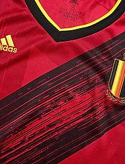adidas Performance - Belgium 2020 Home Jersey W - football shirts - colred - 6