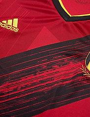 adidas Performance - Belgium 2020 Home Jersey - football shirts - colred - 6