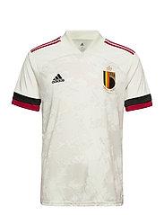 Belgium 2020 Away Jersey - OWHITE