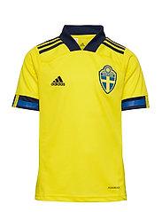 Sweden 20/21 Home Jersey - YELLOW/NINDIG