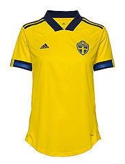 Sweden 20/21 Home Jersey W - YELLOW/NINDIG