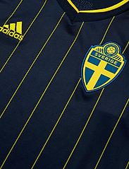 adidas Performance - Sweden 20/21 Away Jersey - voetbalshirts - nindig/yellow - 4