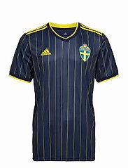 Sweden 20/21 Away Jersey - NINDIG/YELLOW