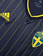 adidas Performance - Sweden 20/21 Away Jersey - football shirts - nindig/yellow - 2