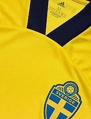 adidas Performance - Sweden 20/21 Home Jersey - football shirts - yellow/nindig - 3