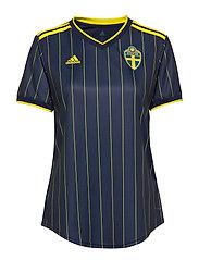 Sweden 20/21 Away Jersey W - NINDIG/YELLOW