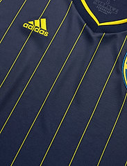 adidas Performance - Sweden 20/21 Away Jersey W - voetbalshirts - nindig/yellow - 3