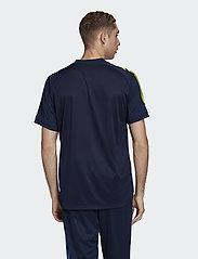 adidas Performance - Sweden 20/21 Training Jersey - voetbalshirts - nindig - 5
