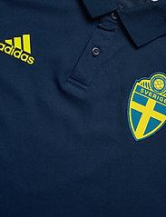adidas Performance - Sweden Polo Shirt - koszulki polo - nindig - 6