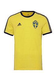 Sweden 3-Stripes T-Shirt - SHOYEL