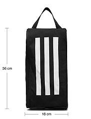 adidas Performance - 4ATHLTS Shoe Bag - træningstasker - black - 5
