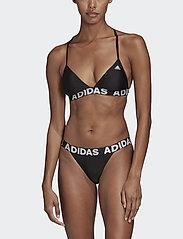 adidas Performance - Beach Bikini W - komplety bikini - black - 0