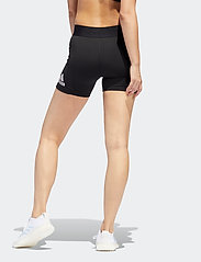 adidas Performance - Alphaskin Short Tights W - training korte broek - black/white - 3