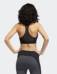 adidas Performance - DRST ASK P BRA - urheiluliivit: medium tuki - black - 3