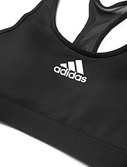 adidas Performance - DRST ASK P BRA - urheiluliivit: medium tuki - black - 4