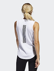 adidas Performance - TRG TNK H.RDY - tank tops - white - 5