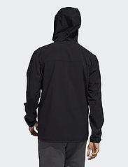 adidas Performance - CITY WV F/Z HD - sweats basiques - black - 4